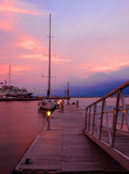Port of Genoa Voltri Stock Photography