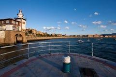 Port of Getxo, Bizkaia Stock Photography