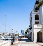 Port of Gibraltar Stock Image