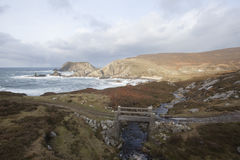 Port, Glencolmcille, Donegal, Ireland Royalty Free Stock Image