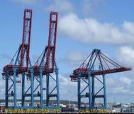 Port of Gothenburg Royalty Free Stock Photos