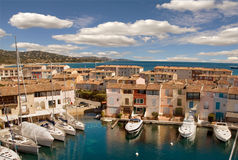 Port Grimaud 1 Stock Photography