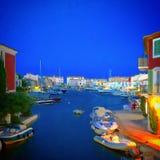 Port Grimaud Photographie stock libre de droits