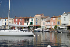Port Grimaud Royalty Free Stock Images