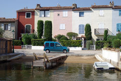 Port Grimaud Stock Image