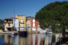 Port Grimaud Royalty Free Stock Image