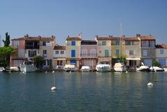 Port Grimaud Royalty Free Stock Photos