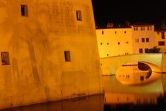 Port Grimaud Arkivbild