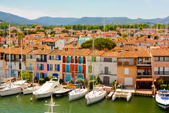 Port Grimaud, France Photo stock