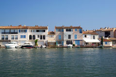 Port Grimaud, France Royalty Free Stock Photography
