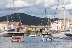 Port Grimaud Stock Photography