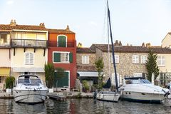 Port Grimaud France