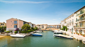 Port Grimaud Royalty Free Stock Photo