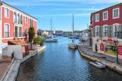 Port Grimaud and its canals