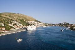 Port of Gruz Stock Photography