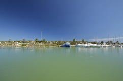 Port of Guardamar del Segura, Spain Royalty Free Stock Image