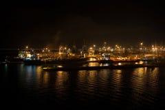 Port Haifa Obraz Stock