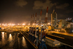 Port Haifa Fotografia Stock