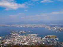 Port of Hakodate, Hokkaido, Japan