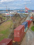 Port of Halifax Stock Image