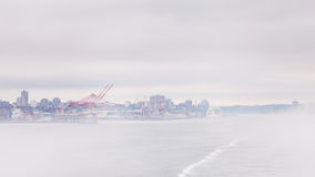 The Port of Halifax Stock Images