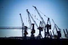 Port of Hamburg Stock Photo