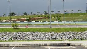 Port Harcourt nöje parkerar Royaltyfri Bild