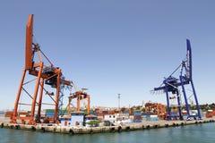 Port Of Haydarpasa Stock Photos