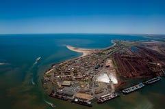 Port Hedland - Australia Stock Photo