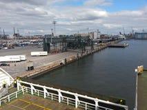 Port of Helsinki Royalty Free Stock Photography