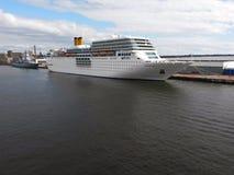 Port of Helsinki Stock Photography