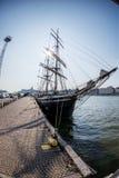 Port of Helsinki Royalty Free Stock Image