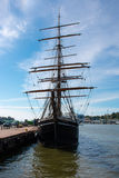 Port of Helsinki Stock Photo