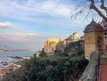 Port Hercule and La Condamine in Monaco Royalty Free Stock Image