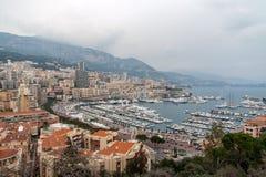 Port Hercules, La Condamine, Monte Carlo - Monaco Royalty Free Stock Photos