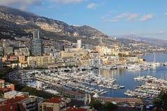 Port Hercules Monaco Royalty Free Stock Images