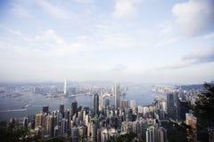 port Hong Kong Image stock