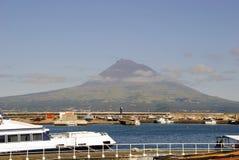 Port of Horta Royalty Free Stock Photography