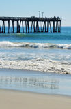 Port Hueneme Pier Royalty Free Stock Photos