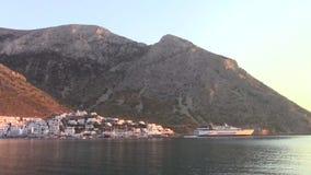 Port i ön av Sifnos