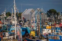 Port i awowo för 'för WÅ-'adysÅ Fotografering för Bildbyråer