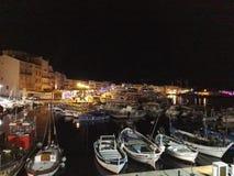Port i Saint Tropez Royaltyfri Bild