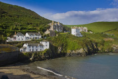 Port Isaac Royalty Free Stock Images