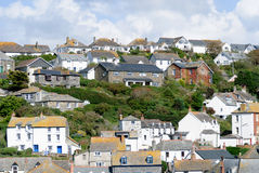 Port Isaac Royalty Free Stock Photography