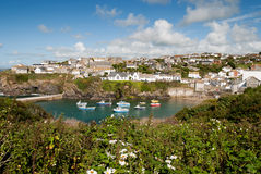 Port isaac Stock Photo