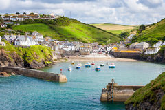 Free Port Isaac Royalty Free Stock Images - 26006739