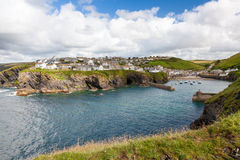 Port Isaac Royalty Free Stock Image