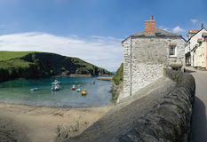Port Isaac Stock Images