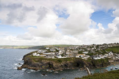 Port Isaac, Cornwall Stock Photography