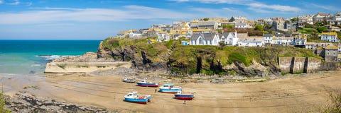 Free Port Isaac Cornwall England Stock Image - 53249211